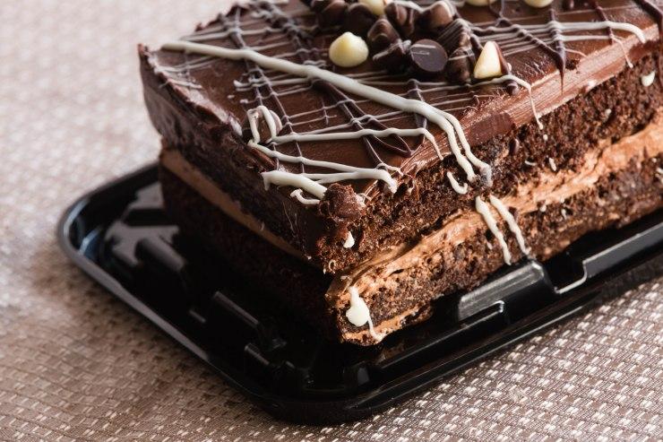 Tripple Chocolate Mousse-3