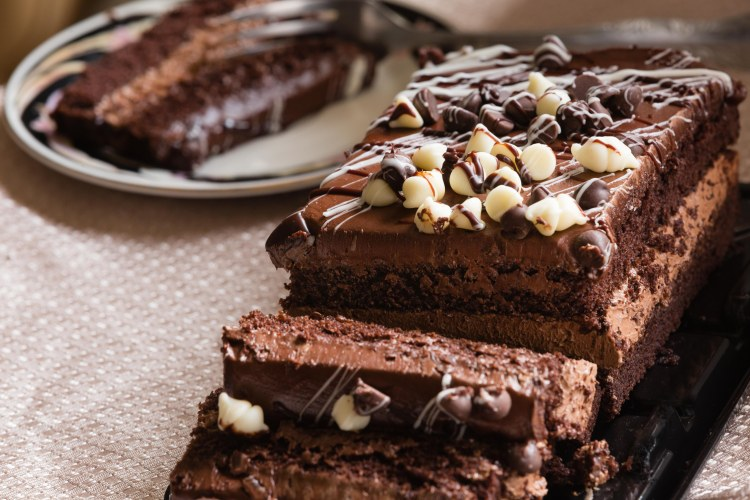 Tripple Chocolate Mousse-6