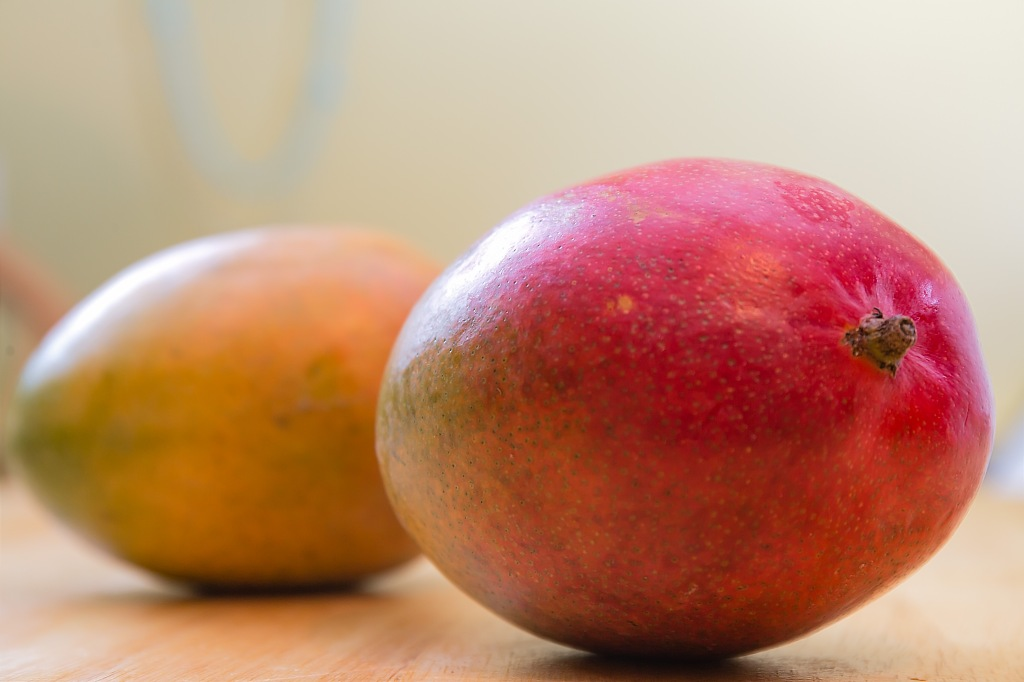 Tropical fruit--Mango