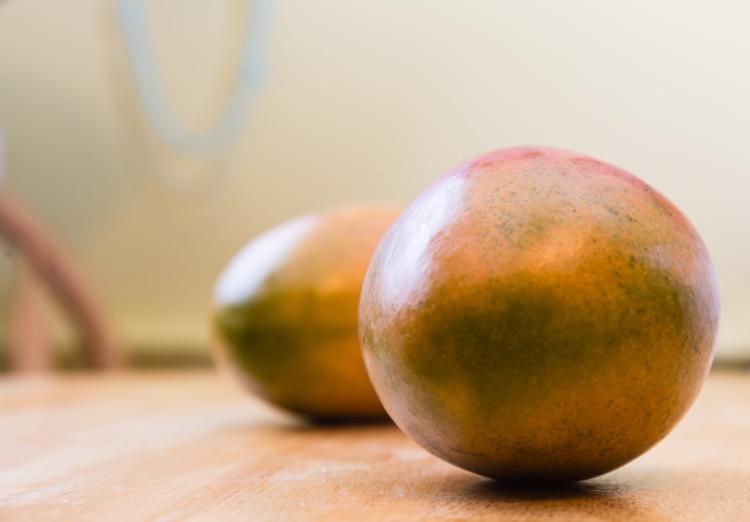 Tropical fruit--Mango