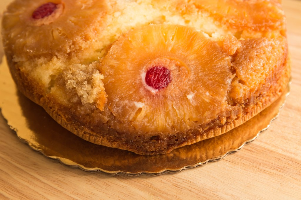 Pineaple upside down cake