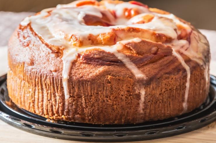 Beautiful lemon cake02