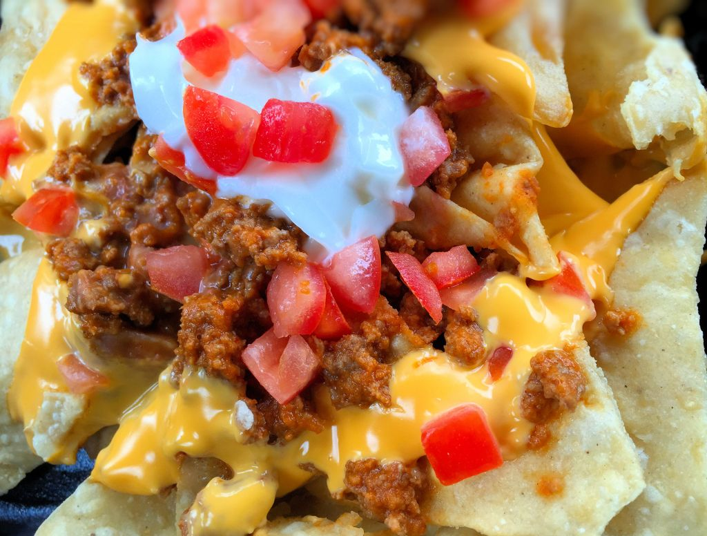 Taco Bell Styled Nachos
