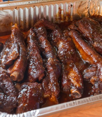 Miss Lou BBQ pork ribs-020