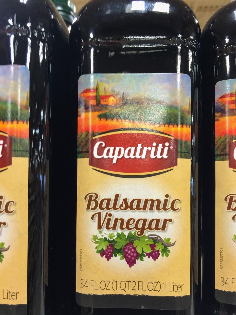Balsamic venegar