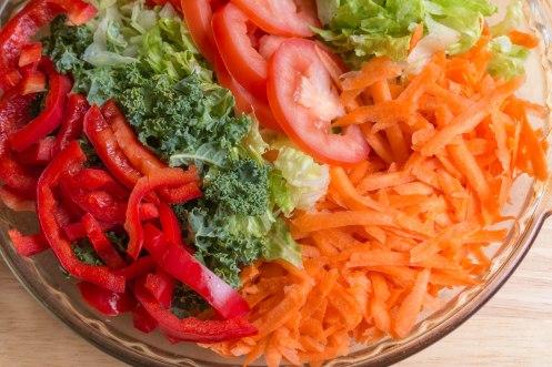 vegi salad