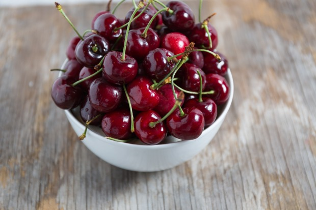 bowl of cherries-c