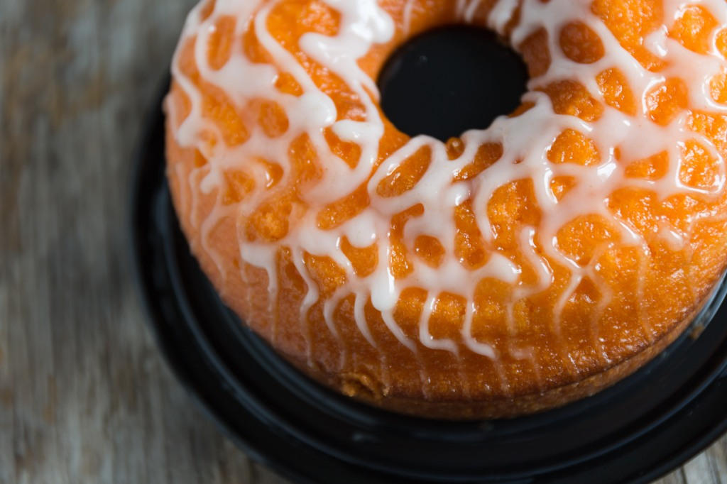 crush orange cake