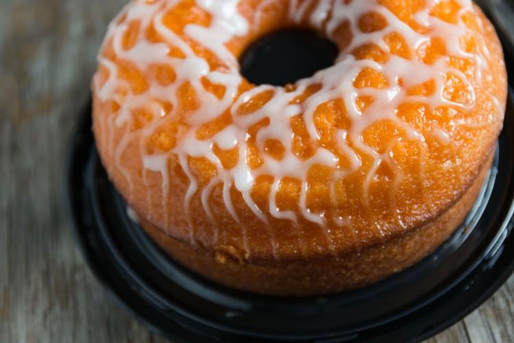 crush orange cake