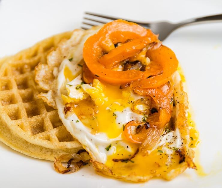 eggo and egg
