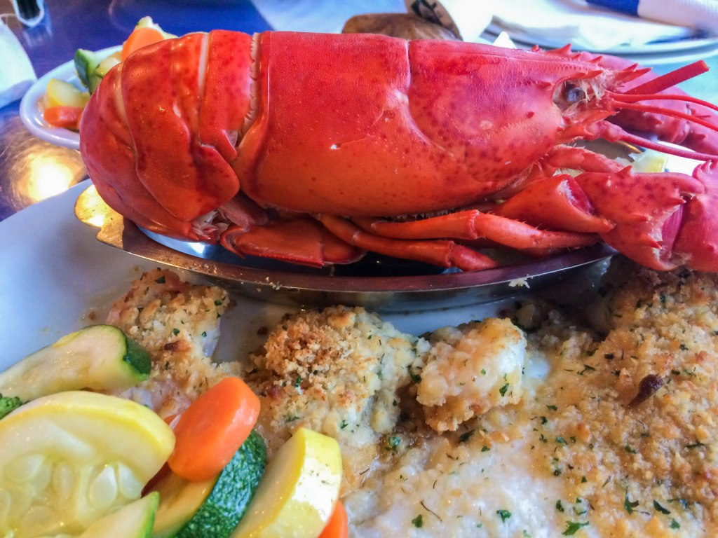 Lobster Boat Combo--West Motormouth, Cape Cod