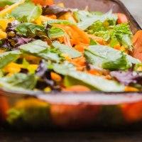 Low-Carb Vegetable Salad