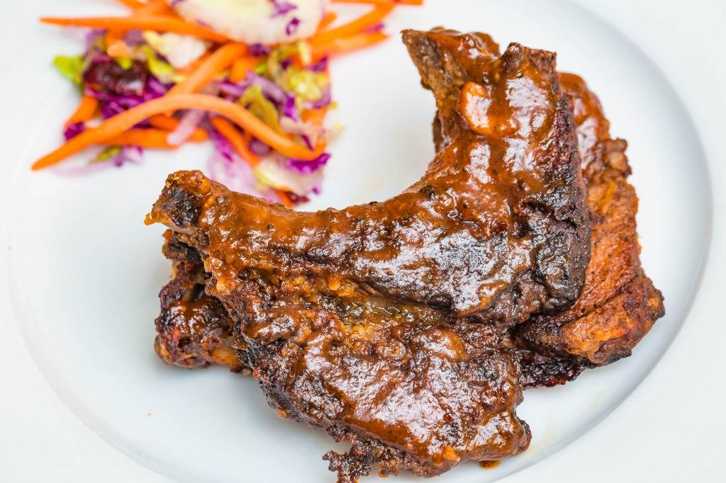 Jamaican pork chop