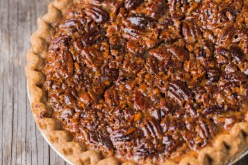 Miss Lou Pecan Pie