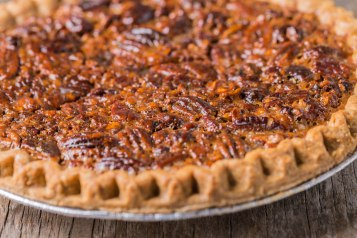 Home Made Pecan Pie