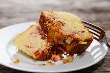 Decadent pudding cake