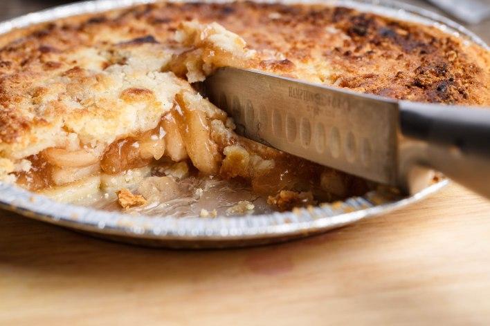 Homemade apple pie-1