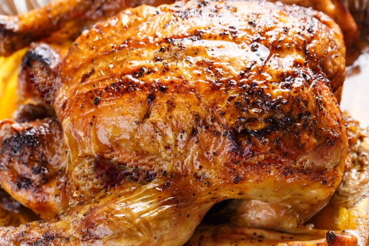 Miss Lou ol' fashioned Baked chicken