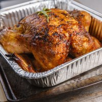Ol' fashioned Jamaican baked chicken