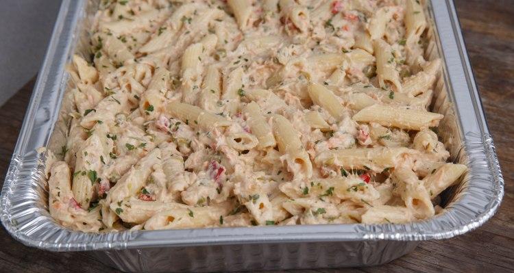 Tuna pasta-1