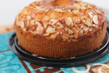 Almond pudding cake-S-1