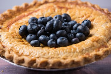 Lemon Blueberry pie-1-2