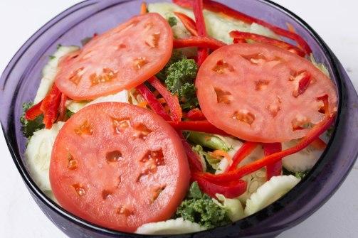 Veggie saladA-1-5