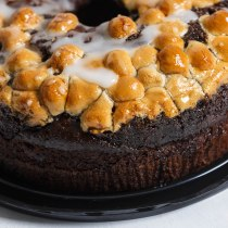 Rocky Road Pudding Cake-2