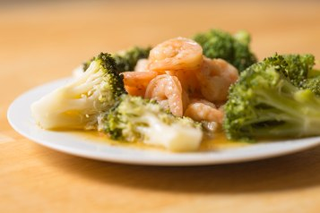 Shrimp and broccoli-2
