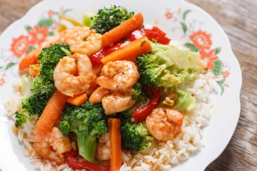 Shrimp broccoli-3