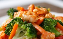 Shrimp broccoli-4