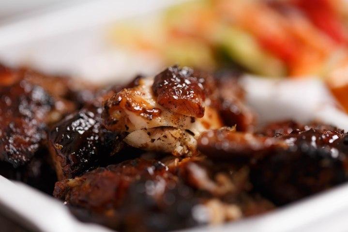 Ultimate Jerk-Pork and Chicken