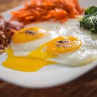 Bacon, Eggs and Veggies