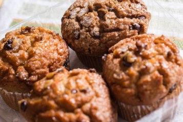 Gold choc cupcakes-4