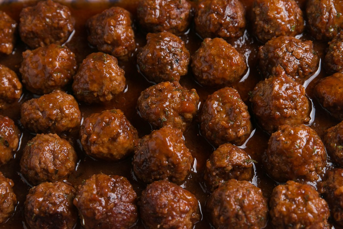 Insane Swedish Meatballs