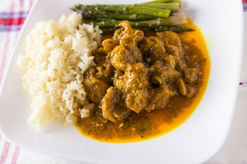 Jamaican curried chicken-2