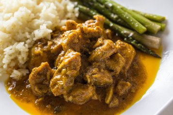 Jamaican curried chicken-3