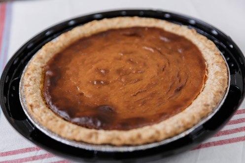 Pumpkin pie-2