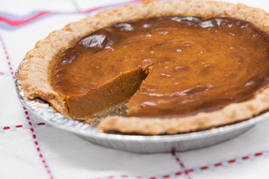 Pumpkin pie-3