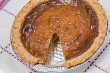Pumpkin pie-4