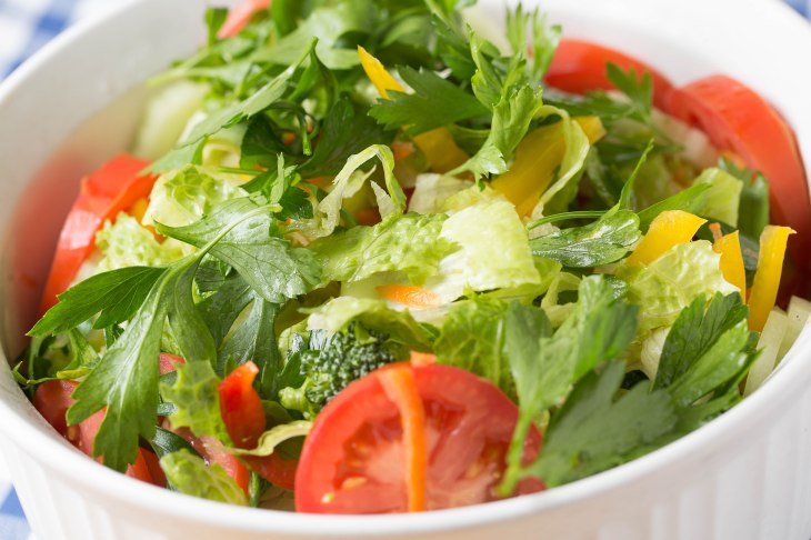 SLK salad