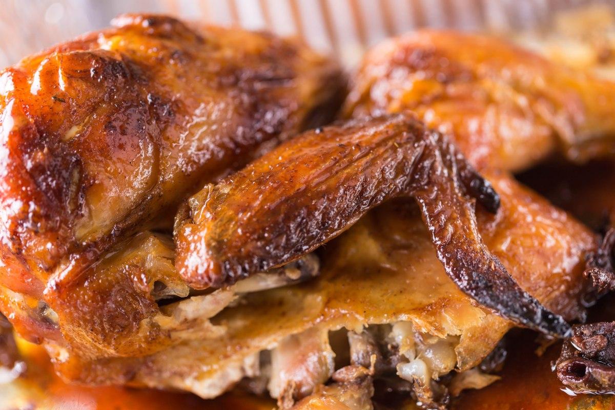 Old School Baked Chicken