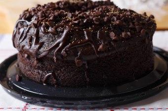 Chocolate creme cake11