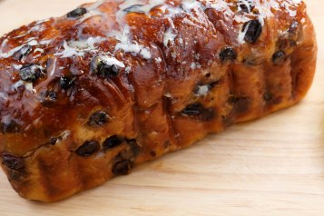 Cinnamon raisin bread-3