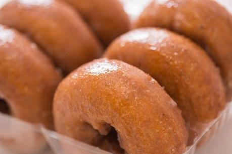 Pumpkin spice donut-7