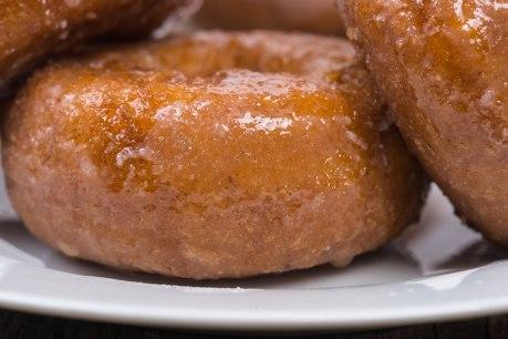 Pumpkin spice donuts-2