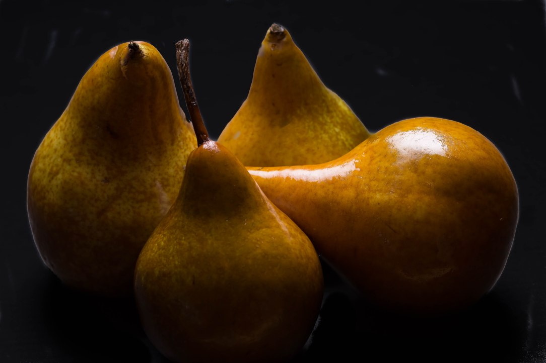 Brown pear-2