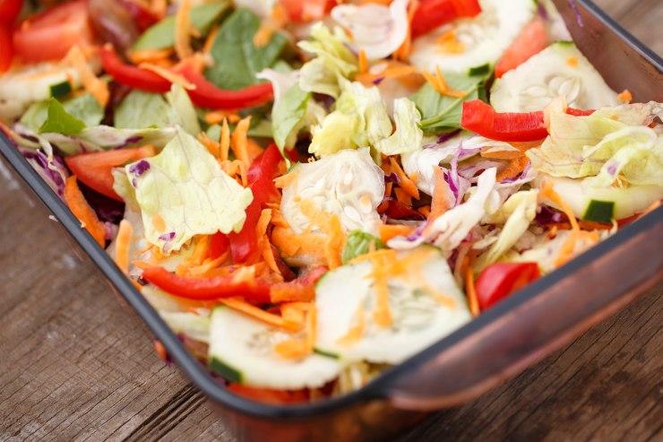 Seven ingredients vegi salad-3