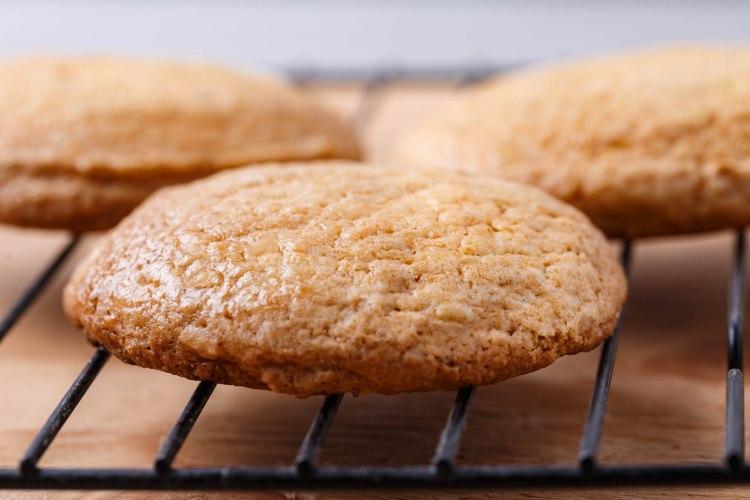 SLK apple-banana cookie