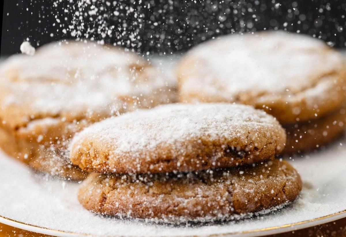 Snowflakes Sugar Cookies